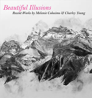 Beautiful illusions: Works by Melanie Colosimo and Charley Young, MSVU Art Gallery publications