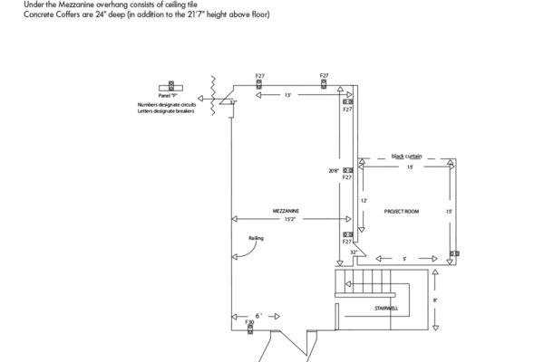 Mezzanine Floorplan