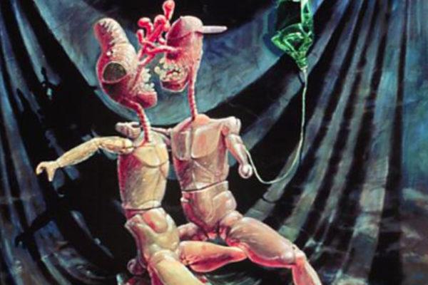 Peter Walker. Kens 1995. Acrylic on canvas, 213.36 x 160 cm, acrylic on canvas, 213.36 x 160 cm (1995)