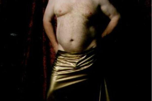 Brian Piitz, Golden Boy Series (detail), 18 colour photos, each 18 x 13 cm (1997)