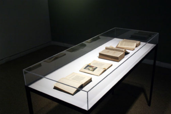 For Example (Butler, Clark Espinal, Gerken) installation view #2 (2009)
