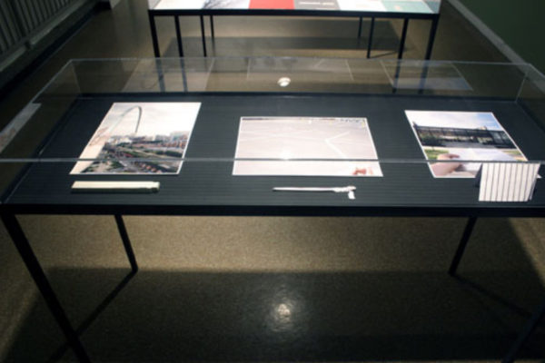 For Example (Butler, Clark Espinal, Gerken) installation view (2009)