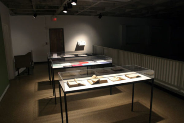 For Example (Butler, Clark Espinal, Gerken) installation view #3 (2009)