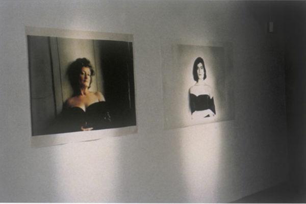 Geneviève Cadieux, Ravissement (detail) photographs (1985)