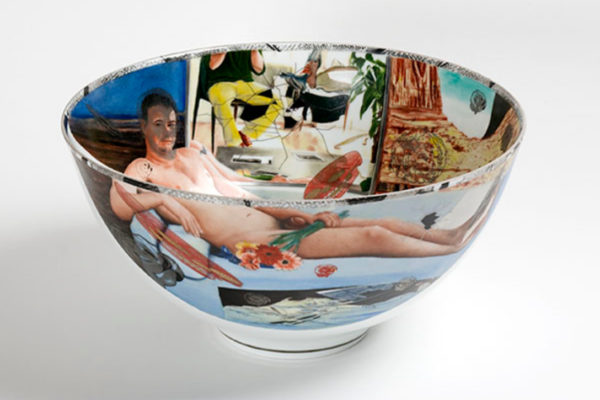 Paul Mathieu, Odalisque Bowl, Ian:Edouard (2008)