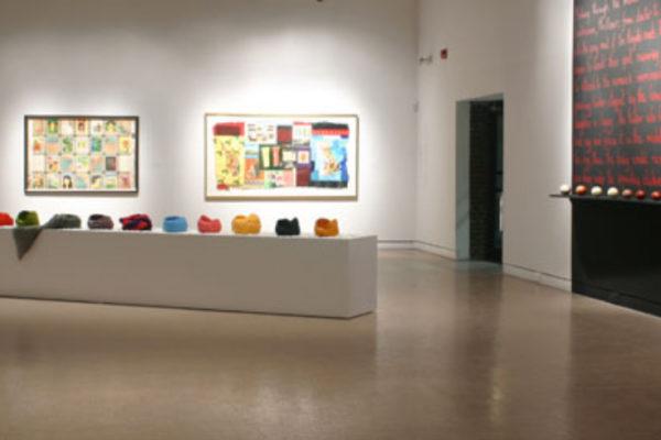 Sarindar Dhaliwal- Record Keeping Installation View #2, MSVU Art Gallery (2006)