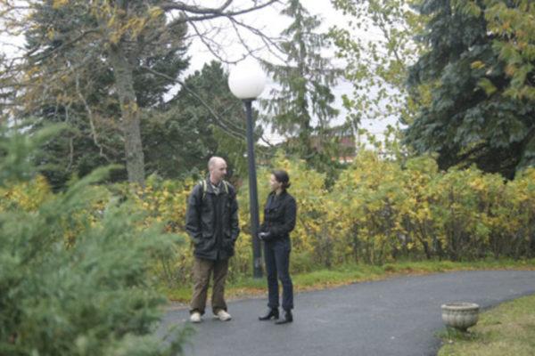 The Encounter, MSVU, Halifax, 28-31 October 2008 photo- Stefan Hancherow (2008)