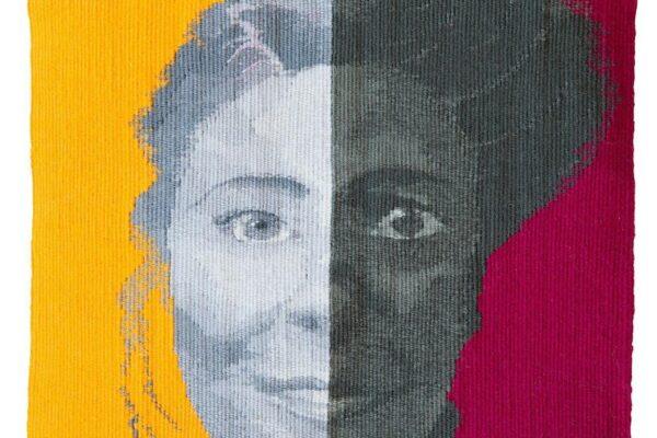 Margaret Jones, The Mazzalini Girls. Tapestry Weaving.