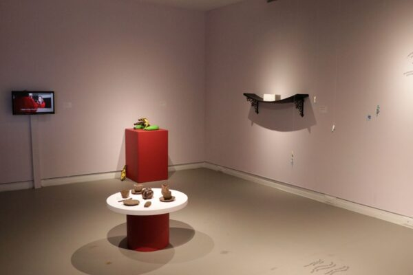 Tactics for Staying Home in Uncertain Times, Installation View 2021